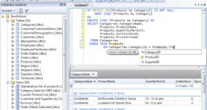 تحميل برنامج Universal SQL Editor لقواعد البيانات