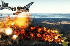 لعبة حرب طائرات للتحميل War Thunder