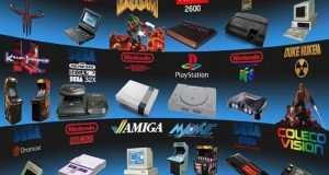 برنامج محاكى لألعاب الفيديو جيمز والأتارى والسيجا MAME 0.174b