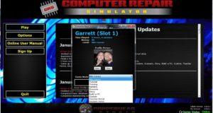 برنامج Computer Repair Simulator لتعلم الصيانة
