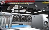 تعلم صيانة الكمبيوتر Computer Repair Simulator
