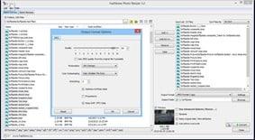 أفضل برنامج تغيير حجم الصور للكمبيوتر FastStone Photo Resizer 2