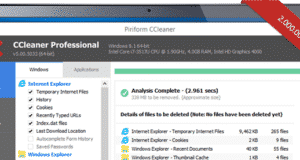 تحميل برنامج C Cleaner لتنظيف جهازك