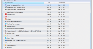 تحميل برنامج GeekUninstaller لحذف البرامج