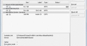 تحميل برنامج DiskCryptor لتشفير قرص النظام الخاص بك