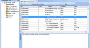 تحميل برنامج Event Log Explorer لمراقبة أنظمة الأمان