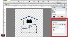 تحميل برنامج Free Graphic and Logo Designer