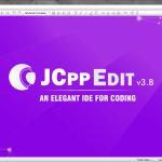 تحميل برنامج JCppEdit لترميز البرامج